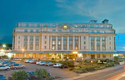 Radisson Lackawanna Station Hotel