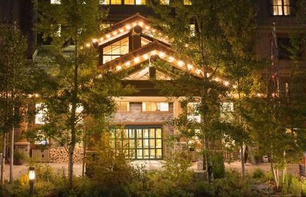 Teton Mountain Lodge And Spa - A Noble House Resort