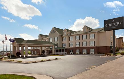 Country Inn & Suites by Radisson, Harrisonburg, VA