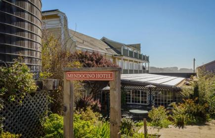 The Mendocino Hotel and Garden Suites