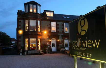 Golf View Guest House