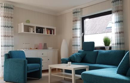 New and modern furnishings - 80 sqm - up to 5 beds - good location Nottuln