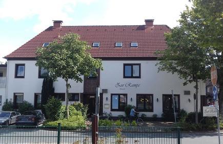 Hotel Restaurant Zur Rampe