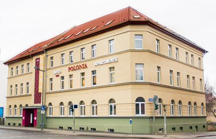 Hotel Polonia - Frankfurt/Oder