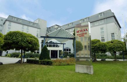 Arvena Kongress Hotel - Hotel In Der Wagnerstadt