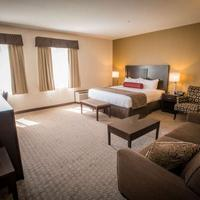 Best Western Plus Baker Street Inn & Convention Centre Deluxe King Bed Guest Room