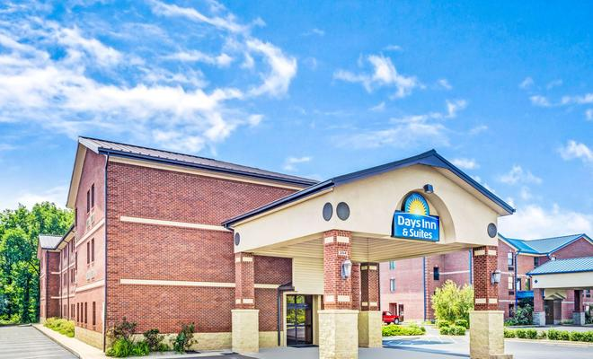 Days Inn And Suites Jeffersonville IN