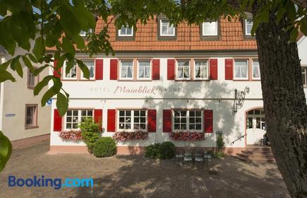 Hotel Mainblick Garni