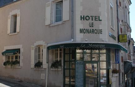Hôtel-Restaurant Le Monarque
