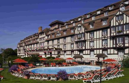 Hôtel Barrière L'hôtel Du Golf Deauville