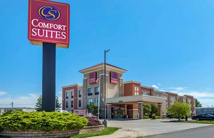 Comfort Suites Manhattan