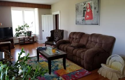 White Willow Farms And Guesthouse Located On A Large Property
