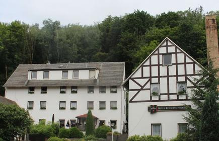 Hotel - Restaurant Walkmühle