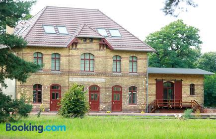 Ferienwohnungen Bahnhof Werder