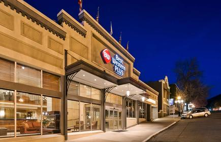 Best Western Plus Baker Street Inn & Convention Centre