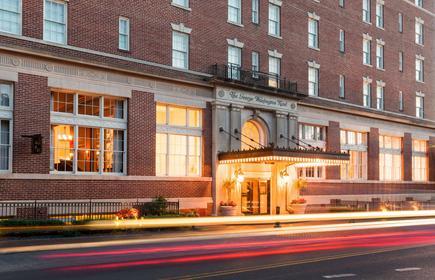 The George Washington- A Wyndham Grand Hotel