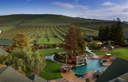 The Purple Orchid Wine Country Resort & Spa