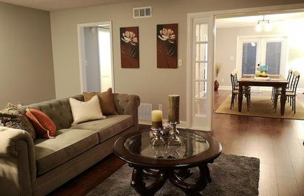 spacious and cozy home in Marietta