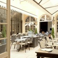 Best Western Grand Monarque Restaurant La Cour