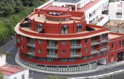 Hotel Apartamentos El Galeón
