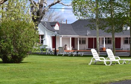 Silver Maple Inn and The Cain House