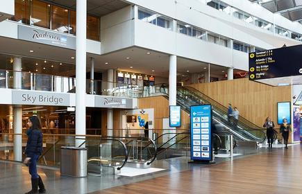 Radisson Blu Airport Terminal Hotel Stockholm