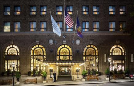 Hotel Bethlehem, A Historic Hotel of America