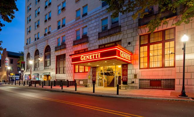 Genetti Hotel and Suites