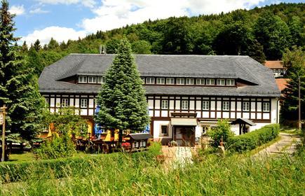 Sonnebergbaude Waltersdorf