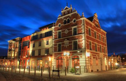 Hotel Hiddenseer