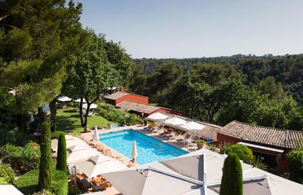 Hotel Spa & Restaurant Cantemerle