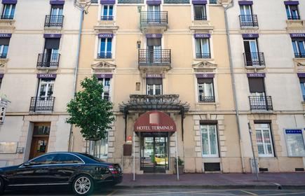 The Originals Boutique, Hôtel Terminus, Bourg-en-Bresse Gare (Qualys-Hotel)