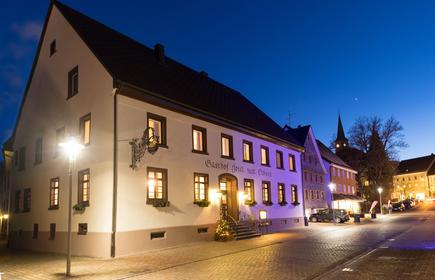 Hotel zum Ochsen Furtwangen im Schwarzwald