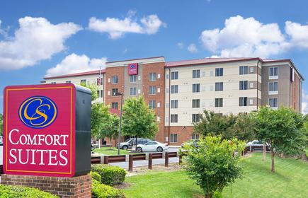 Comfort Suites At Virginia Center Commons