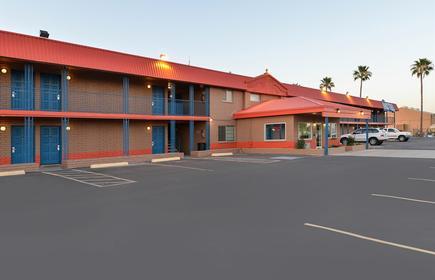 Americas Best Value Inn Eloy Casa Grande