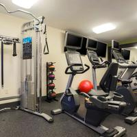 Red Lion Inn and Suites Hattiesburg mshais fitness BE