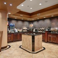 Best Western Premier KC Speedway Inn & Suites Complimentary Breakfast Buffet