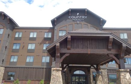 Country Inn & Suites By Radisson, Glacier Lodge, MT