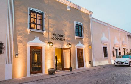 Verde Morada Hotel Encuentro