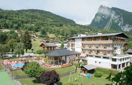 Chalet-Hôtel Neige et Roc, The Originals Relais (Hotel-Chalet de Tradition)