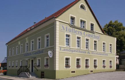 Hotel & Pension Müllers Gasthof