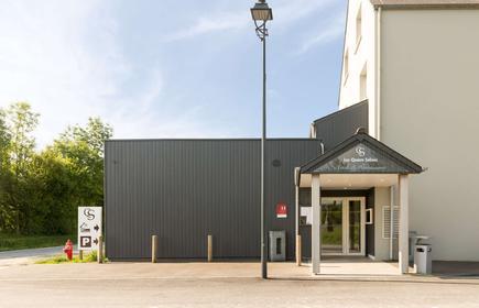 The Originals Boutique, Hôtel Les Quatre Salines, Le Mont Saint-Michel Sud (Inter-Hotel)