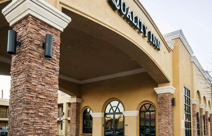 Quality Inn Near Chico State