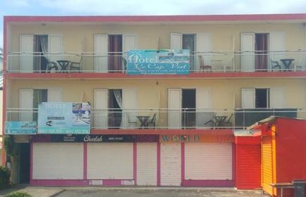 Hôtel Le Cap Vert