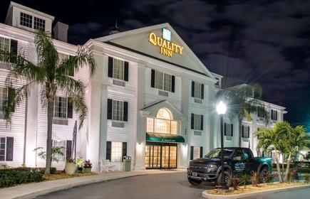 Quality Inn Palm Bay - Melbourne I-95