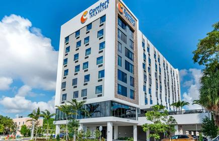 Comfort Inn and Suites Miami International Airport