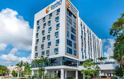 Comfort Inn and Suites Miami International Airport