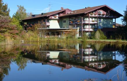 Thermenhotel Ströbinger Hof incl Therme und Sauna