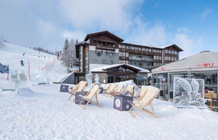 Hotel & Spa Wulfenia Kärnten