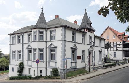 Le petit Palais - Hotel/Pension
